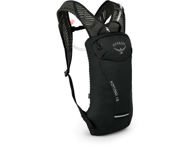 Osprey Katari 1.5 Hydration Backpack black